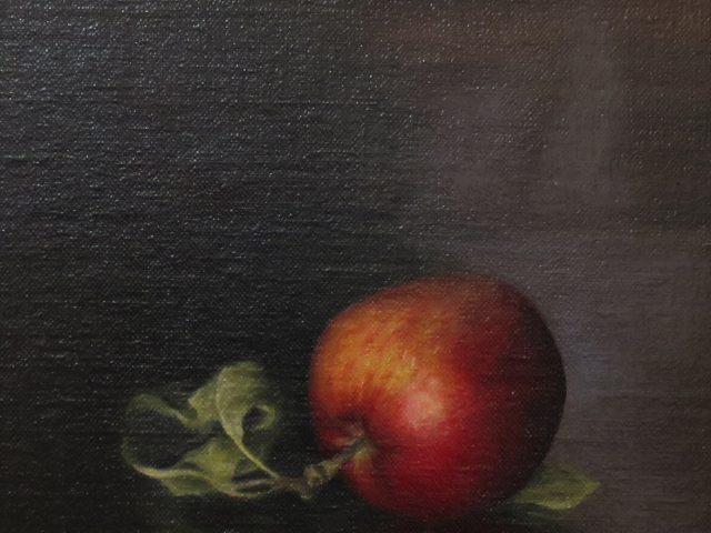Äpple i begränsad palett