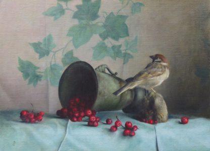 Rönnbärsfågel klar