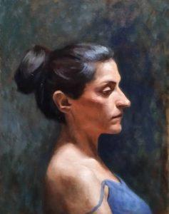 Porträtta av Teresa