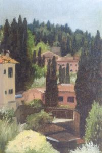 Firenze04 - Vy från Viale Galileo
