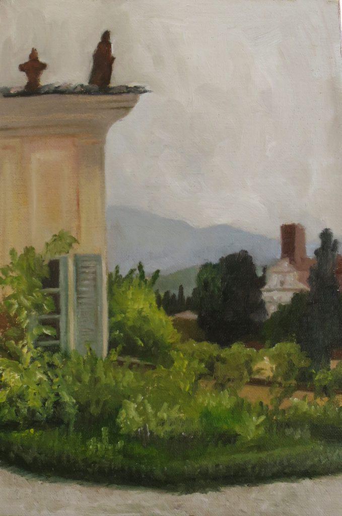 Firenze06 - Afternoon in the Boboli Garden