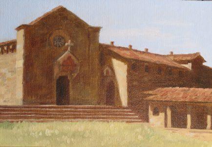 Firenze10 Convent of San Franscesco i Fiesole