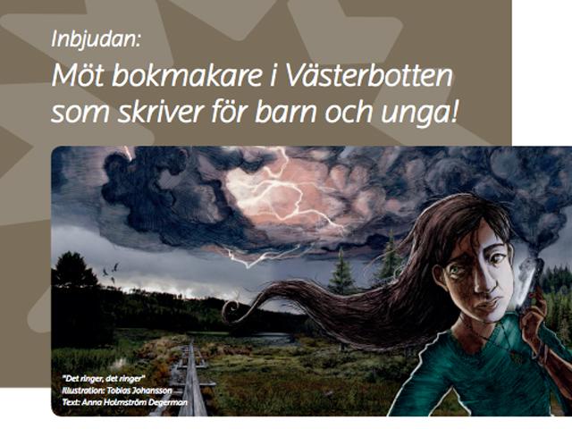 Bokmakarmingel i Umeå den 8 december